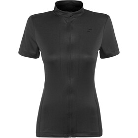 SQUARE Performance Jersey shortarm Dam black